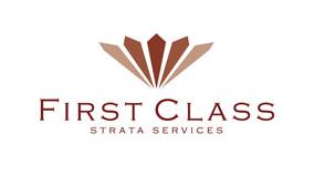 First Class Strata logo